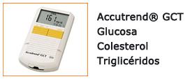 Determinaciones analíticas de los principales factores de riesgo cardiovascular. Colesterol, trigliceridos y glucosa